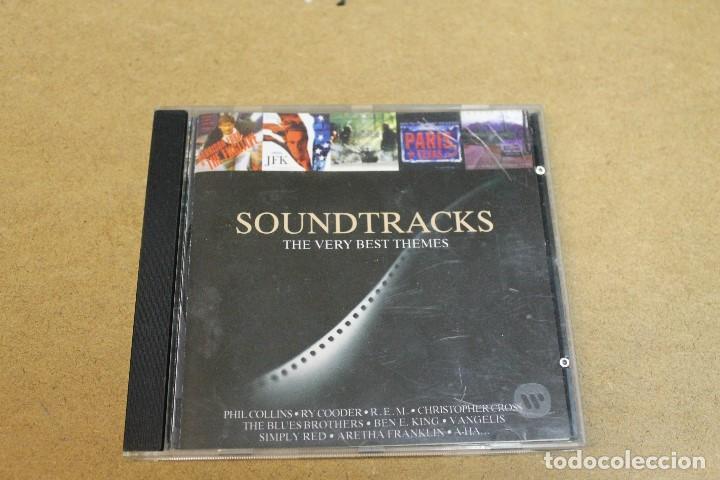 CD SOUNDTRACKS THE VERY BEST THEMES (Música - CD's Bandas Sonoras)