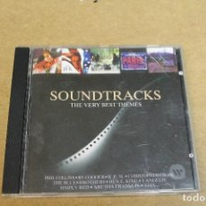 CDs de Música: CD SOUNDTRACKS THE VERY BEST THEMES. Lote 69792137