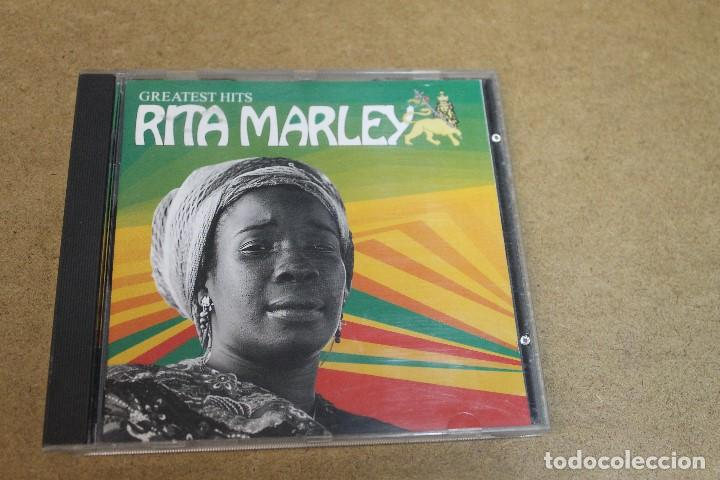 CD GREATEST HITS RITA MARLEY (Música - CD's Reggae)