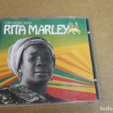 CDs de Música: CD GREATEST HITS RITA MARLEY. Lote 69792597