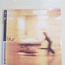 CDs de Música: BLUR BLUR ( 1997 EMI JAPON 2002 ) REPLICA VINILO ORIGINAL JAPAN EXCELENTE ESTADO. Lote 69798081