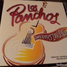 CDs de Música: LOS PANCHOS - CANCIONES INÉDITAS. Lote 69858809