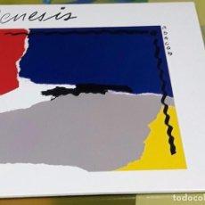 CDs de Música: GENESIS - ABACAB - CD - PORTADA DE CARTON - JAPON - CON ENCARTE - MUY CHULO - RARO - PHIL COLLINS. Lote 69862085