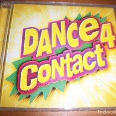 CDs de Música: CD DANCE CONTACT 4. VARIOS ARTISTAS. EDICION BMG DE 1995 (FRANCIA). Lote 69874221