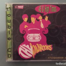 CDs de Música: THE EMBROOKS: 45S AND HIGH TIMES. ALL THE SINGLES & MORE 1996-2004. Lote 69943143