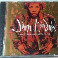 CDs de Música: JIMI HENDRIX -THE ULTIMATE EXPERIENCE- CD ROCK. Lote 69957041