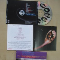 CDs de Música: DEEP PURPLE: FIREBALL - ANNIVERSARY EDITION / BLACK SABBATH, RAINBOW, LED ZEPPELIN, WHITESNAKE.... Lote 69962745