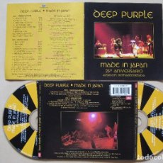 CDs de Música: DEEP PURPLE: MADE IN JAPAN - ANNIVERSARY EDITION / BLACK SABBATH, RAINBOW, LED ZEPPELIN, WHITESNAKE. Lote 172355307