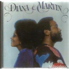 CDs de Música: CD DIANA ROSS & MARVIN GAYE . Lote 69968789