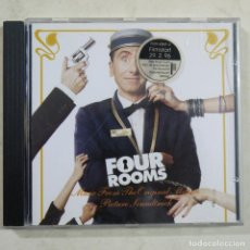 CDs de Música: BSO FOUR ROOMS - CD 1995. Lote 69977029