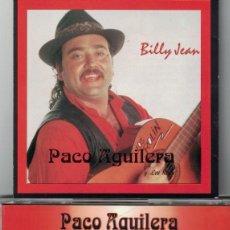 CDs de Música: FLAMENCO, COPLA, SEVILLANAS, RUMBAS - PACO AGUILERA Y LOS ROLIN - BILLY JEAN. Lote 69984841