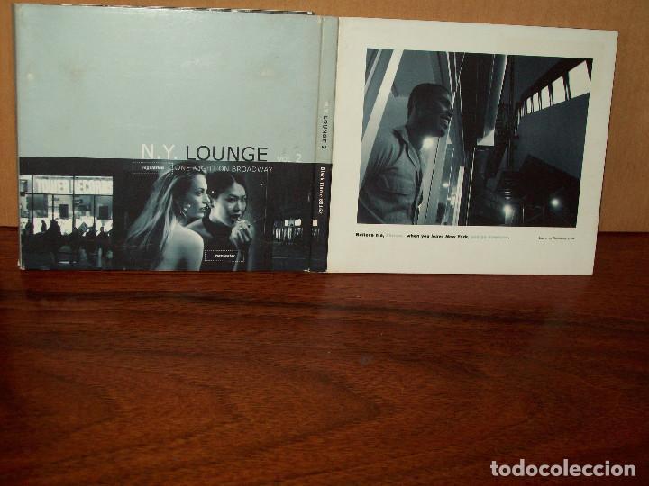 n.y. lounge volumen 2 - one night on broa - Comprar CDs de música ...