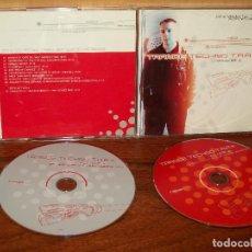 CDs de Música: TRANCE TECHNO T.R.A.X. VOLUMEN 4 - DOBLE CD . Lote 70009065