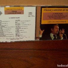 CDs de Música: MUSICA Y CANCIONES DEL MUNDO - CANCION ITALIANA - CD . Lote 70010529