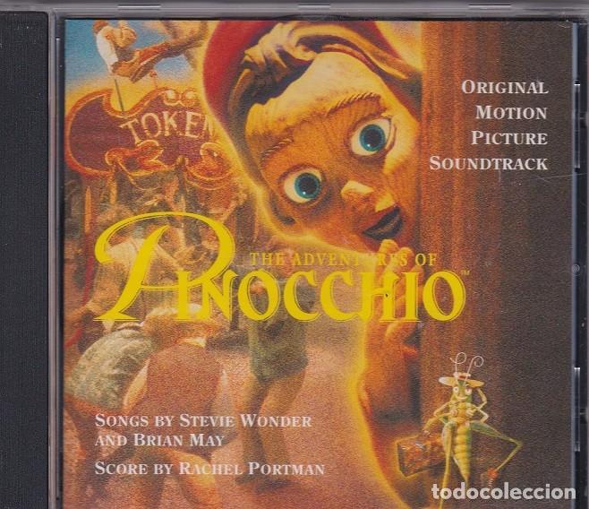 The Adventures of Pinocchio - Rachel Portman / Stevie Wonder / Brian May