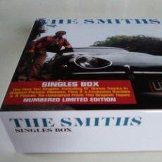 CDs de Música: THE SMITHS SINGLES BOX 12 CD BOX SET ( 2009 RHINO UK ) MUY RARA Y LIMITADA SOLO 10000 COPIAS . Lote 70087329