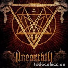 CDs de Música: UNEARTHLY - THE UNEARTHLY -CD BLACK METAL DEATH METAL-DIGIPACK. Lote 70095653
