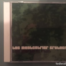 CDs de Música: THE MONTGOLFIER BROTHERS: THE WORLD IS FLAT. Lote 70097385
