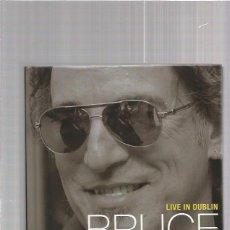 CDs de Música: BRUCE SPRINGSTEEN LIVE DUBLIN. Lote 70229285