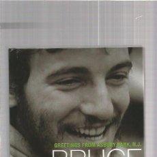 CDs de Música: BRUCE SPRINGSTEEN GREETINGS FROM ASBURY PARK. Lote 70235057