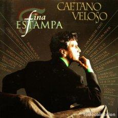 CDs de Música: CAETANO VELOSO - FINA ESTAMPA - CD EUROPE 1994. Lote 70239069
