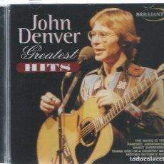 CDs de Música: JOHN DENVER - GREATEST HITS V. Lote 70249437