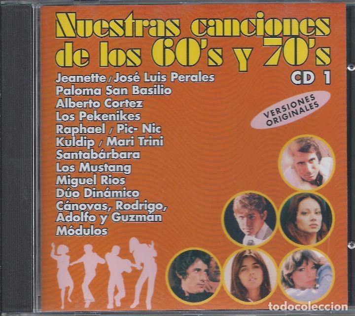 Nuestras Canciones De Los 60 Y 70 Triple Cd Vendido En Venta Directa 70252409