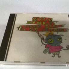 CDs de Música: HAPPY MONDAYS - DOUBLE EASY .THE U.S.SINGLES. Lote 70355469