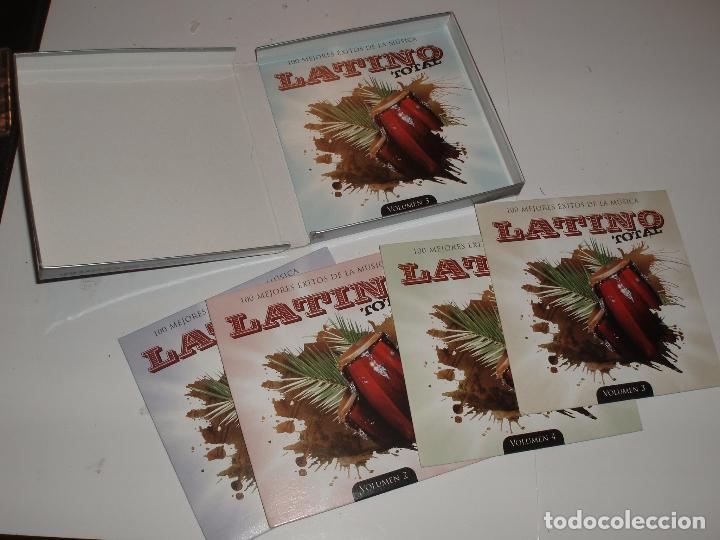 CDs de Música: CD MUSICA LATINA 5 CDS LATINO 100 MEJORES EXITOS DE LA MUSICA LATINA - Foto 2 - 70357833