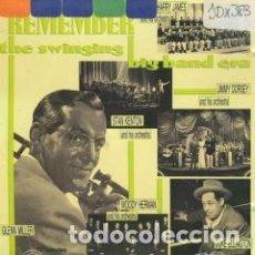 CDs de Música: REMEMBER THE SWINGING - BIG BAND ERA. Lote 70417241