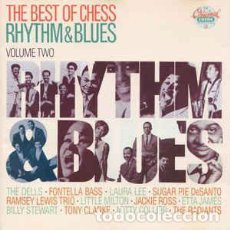 CDs de Música: THE BEST OF CHESS RHYTHM & BLUES (VOLUME ONE AND VOLUME TWO). Lote 70417305
