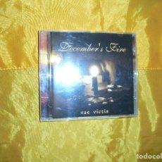 CDs de Música: DECEMBER´S FIRE. VAE VICTIS. CD. IMPECABLE (#). Lote 70489105