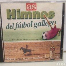 CDs de Música: HIMNOS DEL FUTBOL GALLEGO - AS - PROMO - 1995 - NM+/EX+. Lote 70533857