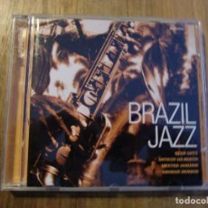 CDs de Música: VARIOUS - BRAZIL JAZZ (CD, COMP). Lote 70795837