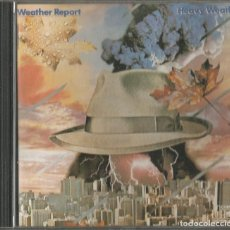 CDs de Música: WEATHER REPORT. HEAVY WEATHER. CBS/SONY 1977 . Lote 71089249