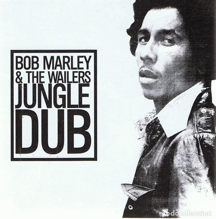 CD BOB MARLEY & THE WAILERS JUNGLE DUB (Música - CD's Reggae)