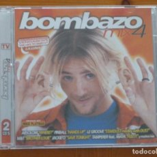 CDs de Música: BOMBAZO MIX 4 - 2 CD'S. Lote 71111113