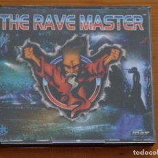 CDs de Música: THE RAVE MASTER - 3 CD'S - DIFÍCIL DE ENCONTRAR. Lote 71126621