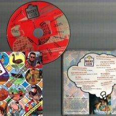 CDs de Música: CD MEXICO ROCK : RICKY LUIS: MI DOLOR NO ES MORTAL. Lote 71142025
