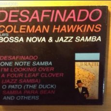 Music CDs - DESAFINADO - COLEMAN HAWKINS - - 71145861