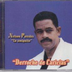 CDs de Música: NELSON PAREDES,TU AMIGUITO DEL 2003. Lote 71201221