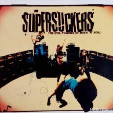 CDs de Música: SUPER SUCKERS, THE EVIL POWERS OF ROCK 'N' ROLL. CD DIGIPACK. Lote 71242011