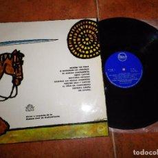 CDs de Música: COROS Y ORQUESTA DE LA CADENA AZUL DE RADIODIFUSION GUARDA TUS PENAS LP VINILO FRENTE JUVENTUDES. Lote 71410287