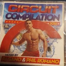 CDs de Música: 2 CD CIRCUIT MATINEE COMPILATION MIXED BY PAGANO & PHIL ROMANO. Lote 71424971