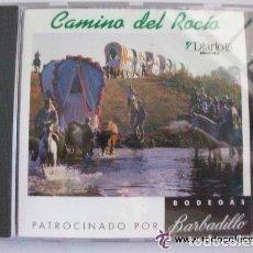 CDs de Música: CD PROMOCIONAL CAMINO DEL ROCIO . CORO DE LA HDAD. DEL ROCIO DE TRIANA . AÑOS 90.. Lote 71431287