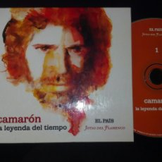 CDs de Música: CAMARON DE LA ISLA - LA LEYENDA DEL TIEMPO. Lote 71491433