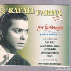 CDs de Música: RAFAEL FARINA - POR FANDANGOS Y OTROS CANTES (2 CD 2006, HELIX CDD 1717) NUEVO. Lote 71495559