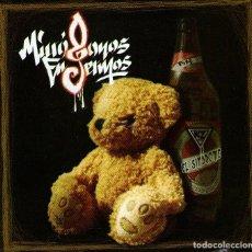 CDs de Música: MICRÓFONOS ENFERMOS - EL SÍNDROME - CD ALBUM - 18 TRACKS - RIGOR MORTIS PRODUCCIONES 2006. Lote 71496375