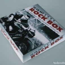 CDs de Música: ROCK BOX 10 CD SET CAJA COLECCION MEJORES BANDAS ROCK ASIA, ATOMIC ROOSTER, BARCLAY HARVEST, URIAH…. Lote 71573055