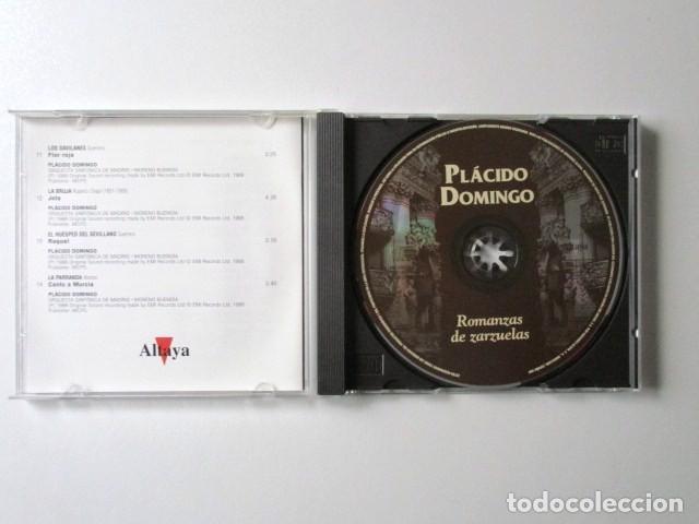 CDs de Música: GRANDES VOCES, LOTE DE TRES CD, MONTSERRAT CABALLÉ, ALFREDO KRAUS Y PLÁCIDO DOMINGO - Foto 3 - 71612543
